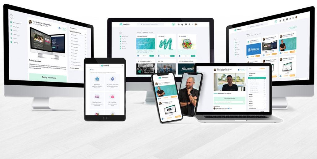 Mentors Product Suite