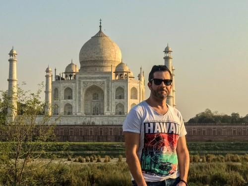 Steffen Taj Mahal